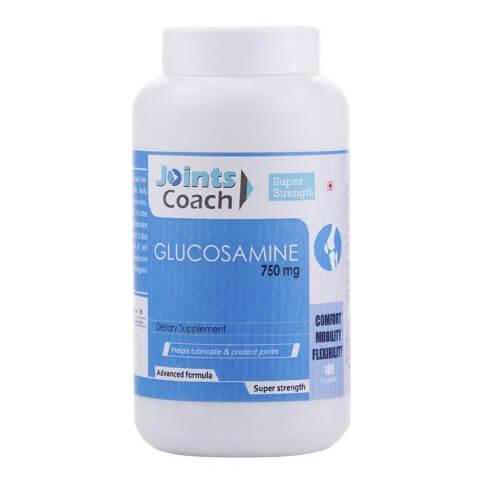 Joint's Coach Glucosamine (750 mg),  180 capsules