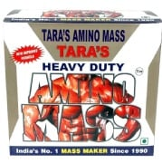 Tara Nutricare Amino Mass,  2.2 lb  Vanilla
