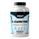 RSP Nutrition L-Carnitine,  120 Capsules  Unflavoured