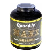 Sparkle Maxx Mass Gainer,  Chocolate Brownie  6.6 lb