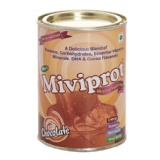 Shrey's Miviprot Protein Powder For Healthy Nurition,  0.44 Lb  Chocolate