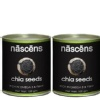 Nascens Chia Seeds, 100 g - Pack of 2