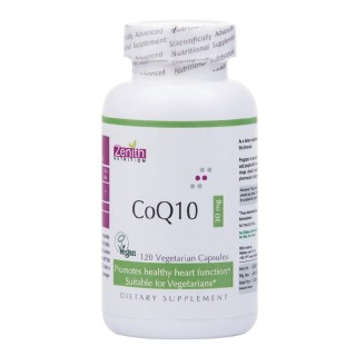 Zenith Nutrition CoQ10 (30 mg),  120 capsules
