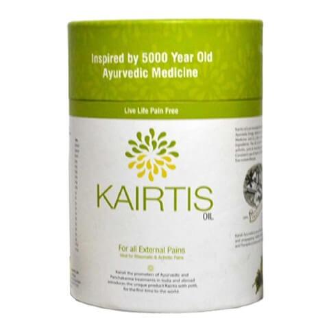 Kairali Kairtis Oil With Medicated Bundel,  55 ml