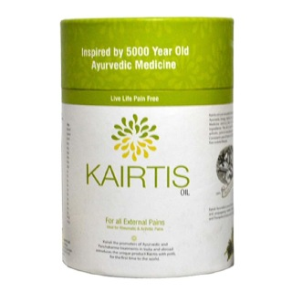 Kairali Kairtis Oil With Medicated Bundel,  55 ml