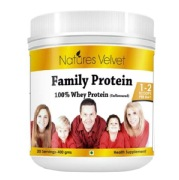 Natures Velvet Family Protein,  0.88 lb  Unflavoured