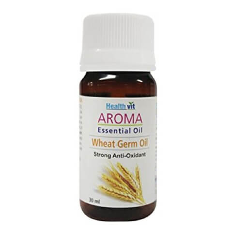 Healthvit Aroma Wheat Germ Essential Oil,  30 ml  for All Skin Types