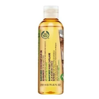 The Body Shop Rainforest Coconut Hair Oil,  200 Ml  For All Hair Types