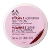The Body Shop Vitamin E Night Cream,  50 Ml  For All Skin Types