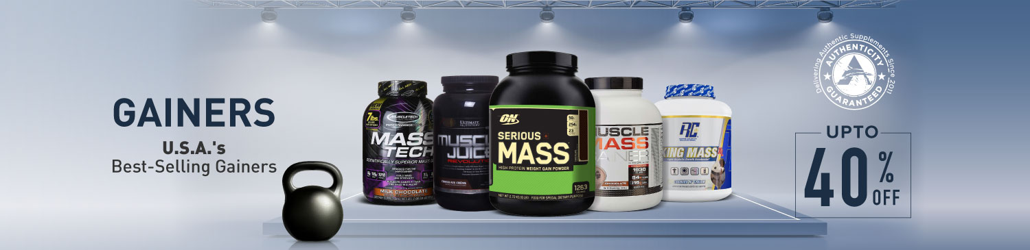 Best Gainer Supplements