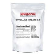 BigBang Nutrition Citrulline Malate 2:1, 0.22 lb Unflavoured