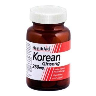HealthAid Korean Ginseng,  50 capsules