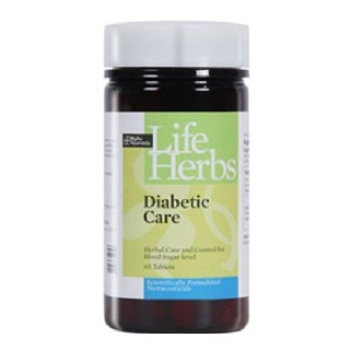 Bipha Diabetic Care,  60 tablet(s)