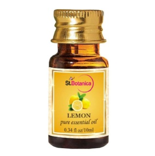 St.Botanica Pure Essential Oil,  10 ml  Lemon