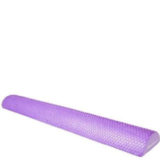 Technix Yoga Roller,  90x7.5 cms  Purple