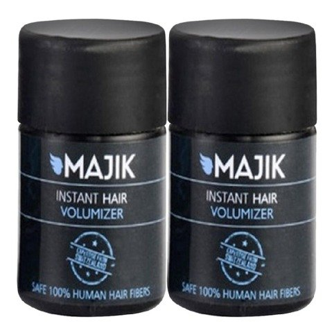 Majik Instant Hair Volumizer, Auburn 7 g - Pack of 2