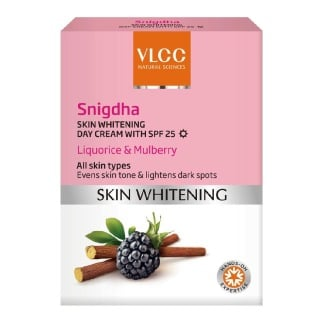 VLCC Snigdha Skin Whitening Day Cream,  50 g  for All Skin Types