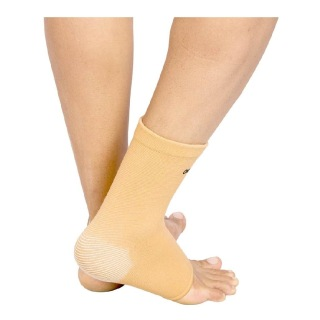Orthotech Ankle Brace (OR4030),  Beige  Large
