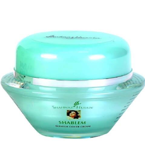 Shahnaz Husain Shablem Cream,  25 g  Skin Blemish
