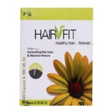 VXL Hair Fit Capsule And Oil,  1 Piece(s)/Pack  For Hair Loss