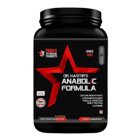 Tara Fitness Products Anabolic Formula,  0.88 lb  Unflavoured