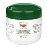Herbline Natural Fairness Gel,  500 G  Fair And Glowing Skin