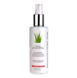 Herbline Aloevera Moisturising Lotion,  200 ml  for All Skin Types