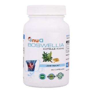 SnuG Boswellia 400MG,  60 capsules