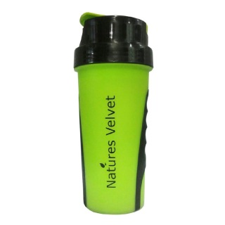 Natures Velvet Shaker,  Green & Black  600 ml