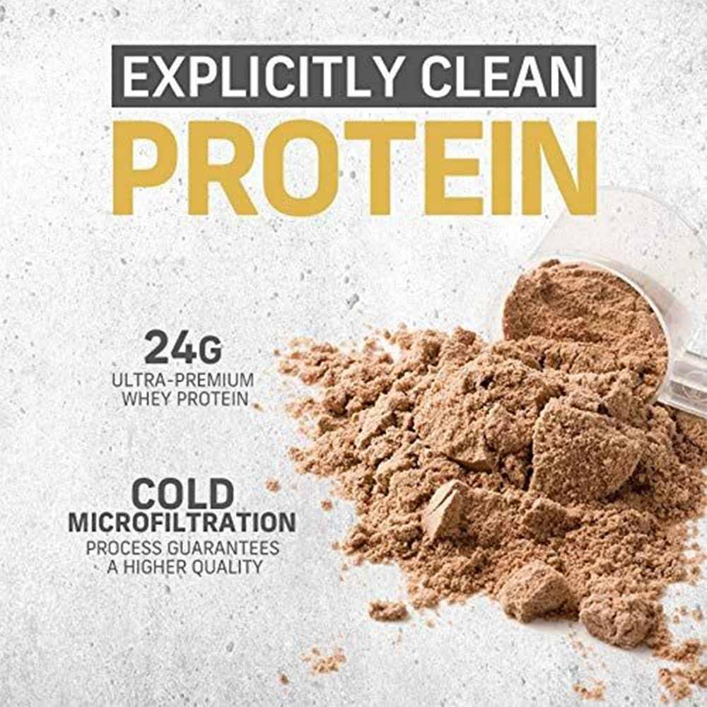 4 - MuscleTech Nitrotech 100% Whey Gold,  2.24 lb  Double Rich Chocolate
