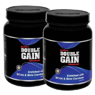Endura Double Gain - Pack of 2, Chocolate 2.2 lb