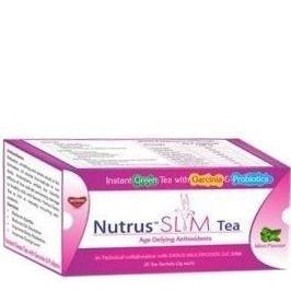 Nutrus Slim Tea,  20 sachets/pack  Mint