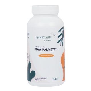 1 - Goodlife Nutrition Saw Palmetto 800 mg,  60 capsules