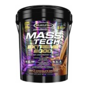 MuscleTech Mass Tech Extreme 2000,  Triple Chocolate Brownie  22 lb