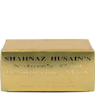 Shahnaz Husain Gold Beautifying Mask,  100 g  Skin Rejuvenation