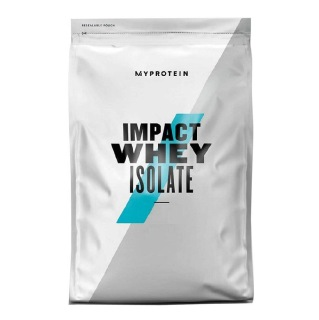 1 - Myprotein Impact Whey Isolate,  0.55 lb  Chocolate Peanut Butter
