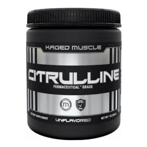 Kaged Muscle Citrulline,  0.44 lb  Unflavoured