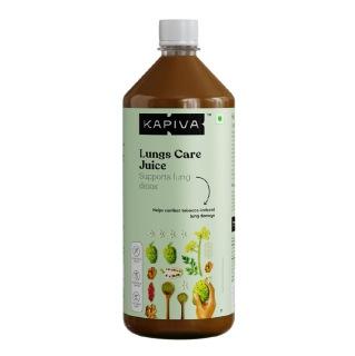 1 - Kapiva Lungs Care Juice,  Natural  1 L