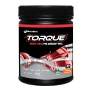 MuscleBlaze Torque Pre-Workout,  1.4 lb  Orange