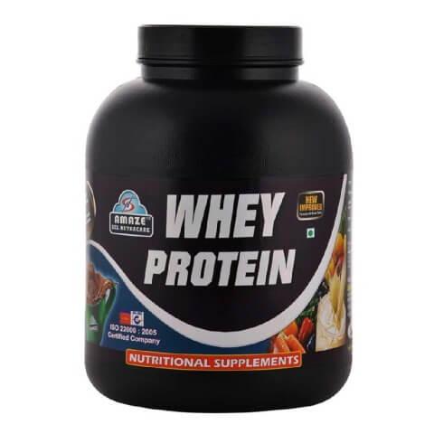Amaze Whey Protein,  6.6 lb  Chocolate