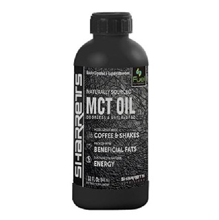 Sharrets 100% Pure MCT Oil,  0.946 L  Unflavoured