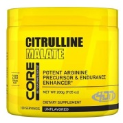 4D Nutrition Citrulline Malate,  0.44 lb  Unflavoured