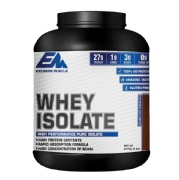 Extreme Muscle Whey Isolate,  2 lb  Double Rich Chocolate