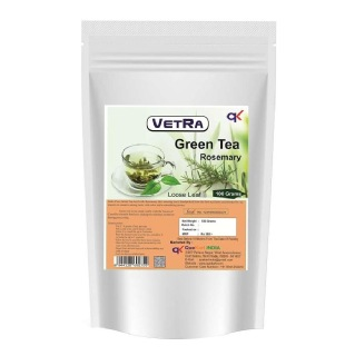 Vetra Green Tea with Rosemary,  0.1 kg  Unflavoured