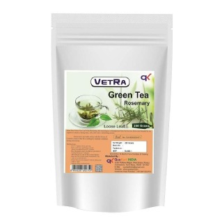 Vetra Green Tea with Rosemary,  0.250 kg  Unflavoured