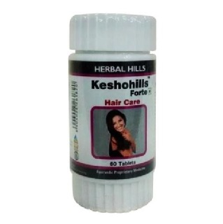 Herbal Hills Keshohills Forte,  60 tablet(s)