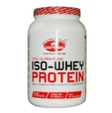 GDYNS Premium Series 100% Ultra Pure Iso-Whey Protein,  2 Lb  Natural