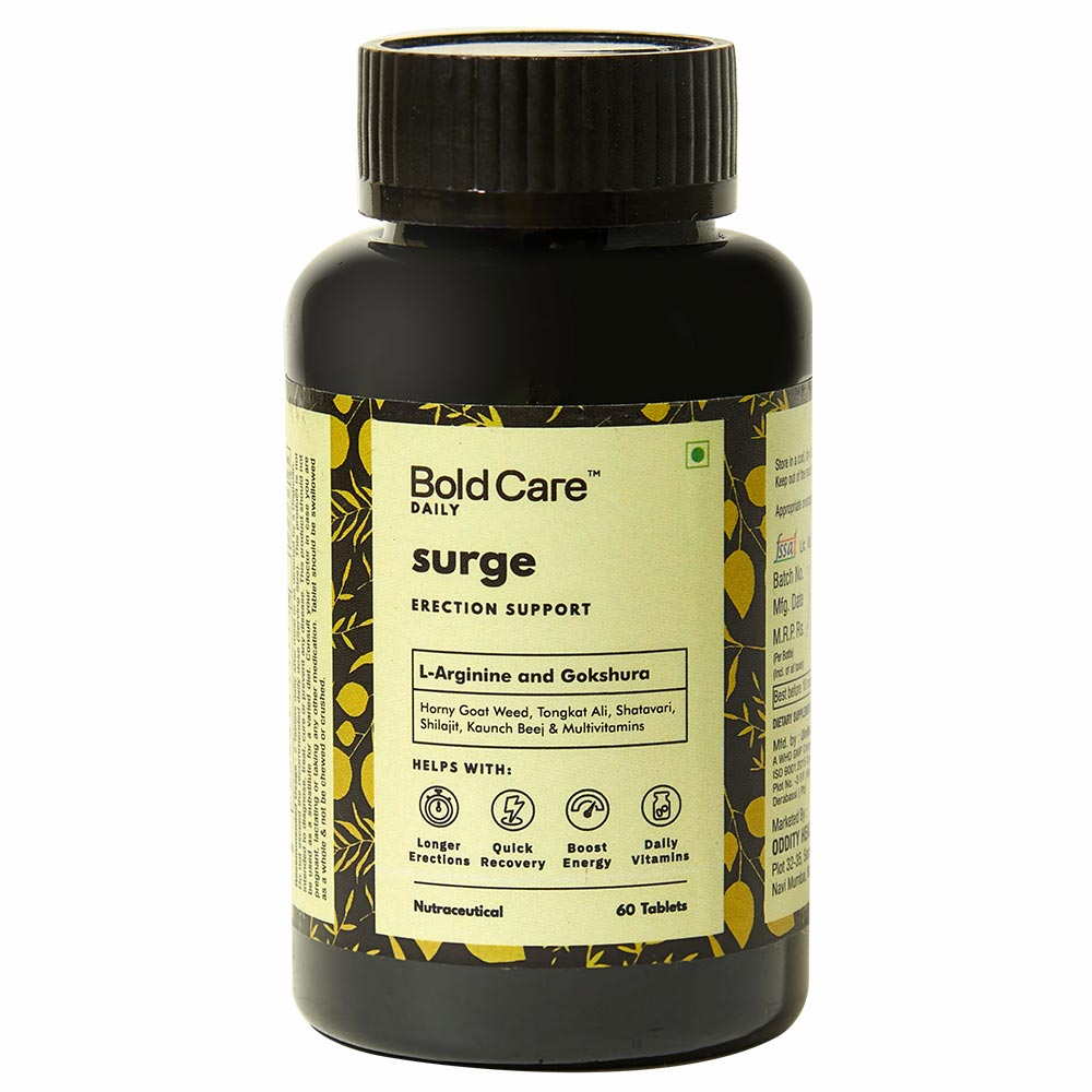 1 - Bold Care Surge,  60 tablet(s)