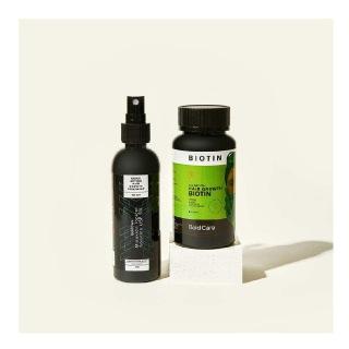 1 - Bold Care Minoxidil Topical Solution USP 5% Hair Serum 60 ml & Biotin Combo,  60 tablet(s)  Hair Growth