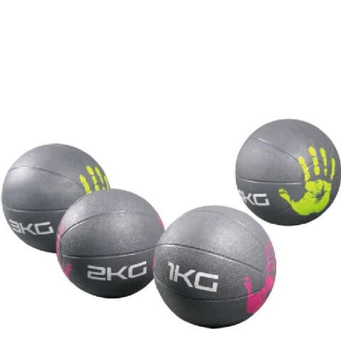 B Fit USA Medicine Ball,  Gray  1 Kg